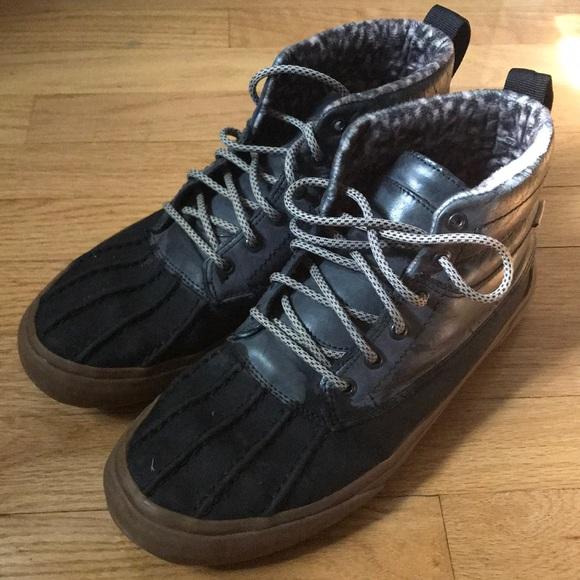 Vans Shoes   Vans Sk8 Hi Del Pato Mte